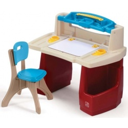 Столик дитячий Step2 Deluxe Art Master Desk
